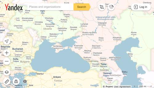 за карта по: