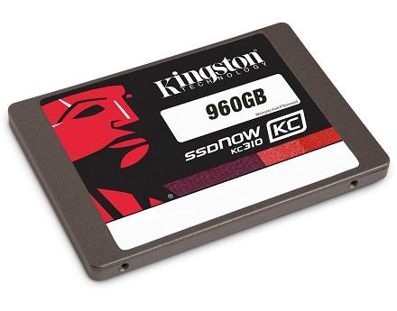 KC310: SSD бизнес-класса ёмкостью 960 ГБ