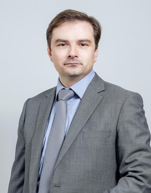 Михаил Константинов, генеральный директор Электронной торговой площадки Газпромбанка (ЭТП ГПБ)