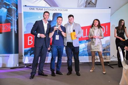 Самым эффективным партнером Autodesk в России была признана компания «Когорта»