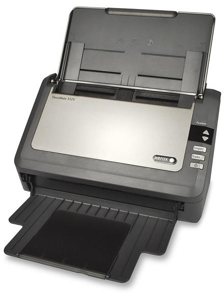 Xerox DocuMate 3120 справится с оцифровкой нестандартных документов