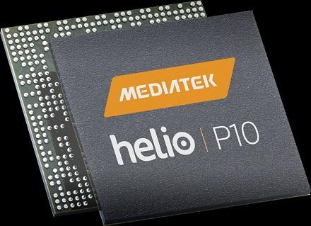 Helio P10 — первый процессор новой линейки Helio P