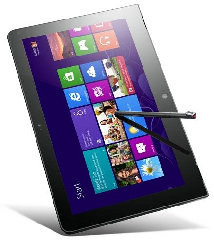 Многорежимный планшет бизнес-класса Lenovo ThinkPad Helix 2