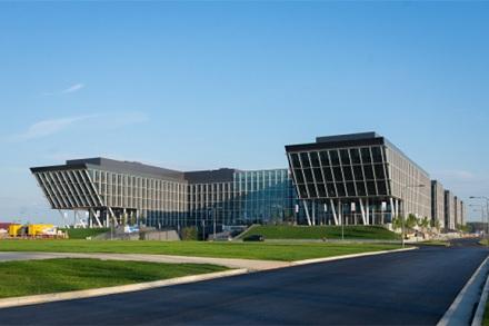 Все компании, входящие в ГКС, собрались в офисном парке Comcity
