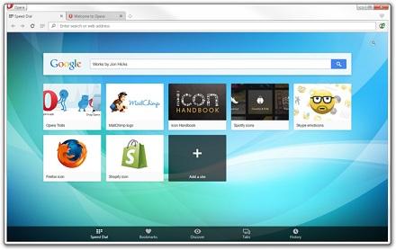 К команде Opera присоединился Джон Хикс: создатель популярных эмотиконов, автор логотипов Mozilla и MailChimp