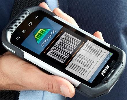Устройства серии ZQ500 сочетают прочность с интуитивно понятным интерфейсом