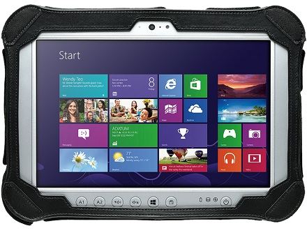 Panasonic Toughpad FZ-G1
