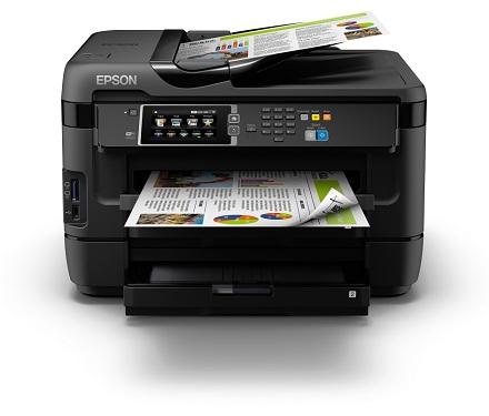 Epson представила обновленную серию печатных устройств WorkForce WF-7000 формата A3+