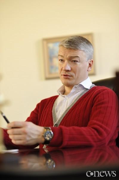 Алексей Попов, президент «УЭК»: Мы хотим создать единое транспортное пространство к Чемпионату мира по футболу в 2018 г.