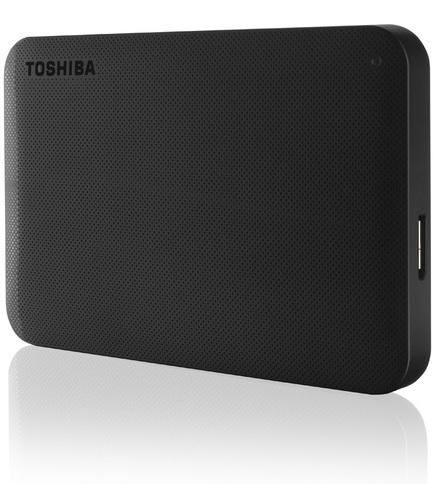 Внешний жесткий диск Canvio Ready от Toshiba