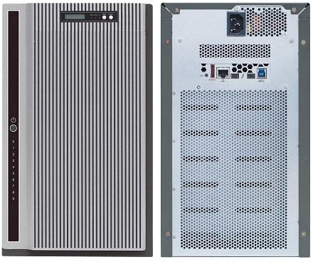 Дисковые массивы BIOS AP DVT10T2 серии DVpro