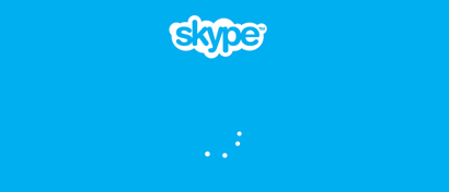 Skype отключился во всем мире
