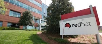 Выручка Red Hat увеличилась на 13% за счет продажи облачных решений