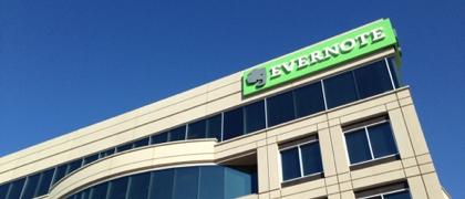 Evernote сокращает штат и закрывает офис в Москве