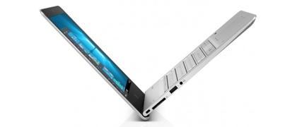 HP выпустил самый тонкий ноутбук в линейке и гигантский моноблок с изогнутым дисплеем