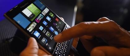 BlackBerry грозится прекратить выпуск смартфонов