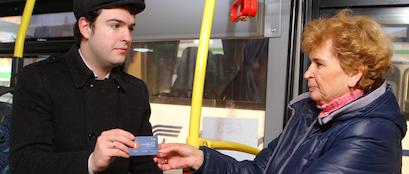 В автобусах Подмосковья появится 3 вида валидаторов