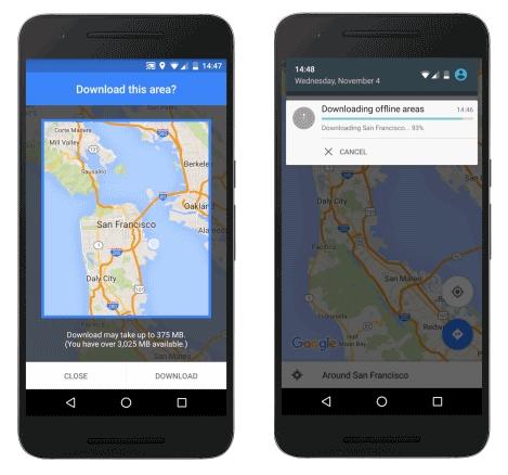 Как Скачать Карту Гугл Офлайн На Смартфоне - фото 8