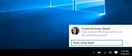 Microsoft выпустила первое крупное обновление Windows 10