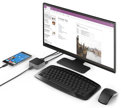 Подключение смартфонов к монитору через Microsoft Display Dock