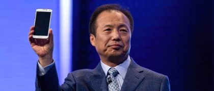 На фоне финансового провала Samsung сменила главу мобильного подразделения