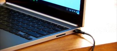 USB-кабель нового типа сжег дорогой ноутбук