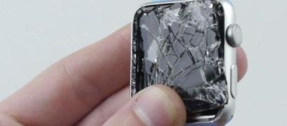 Apple созналась, что Watch легко сломать за 10 дней