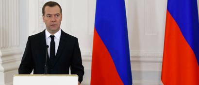Медведев своим iPad прорвал блокировку «Рутрекера»