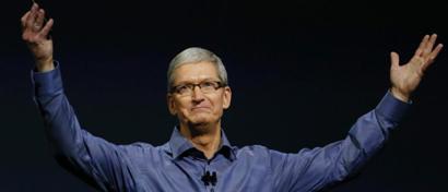 Впервые в истории рухнули продажи iPhone