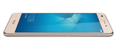 Huawei привезла в Россию недорогой металлический смартфон. Цена