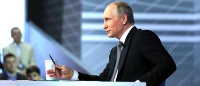Путин поручил выполнять «антитеррористический» закон с помощью отечественного ПО и «железа»
