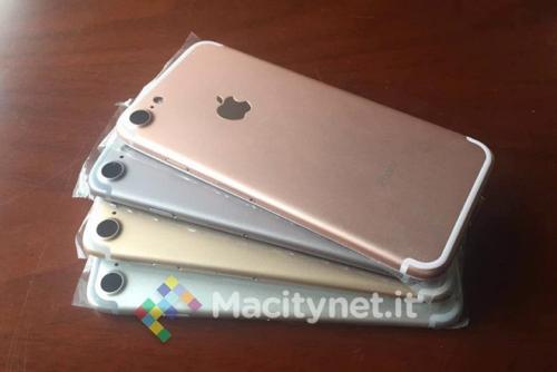 IPhone 7 показали навидео