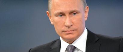 Путин приказал госорганам перейти на отечественные средства шифрования