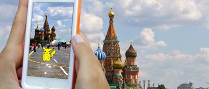 Москва запускает собственных патриотичных «покемонов»