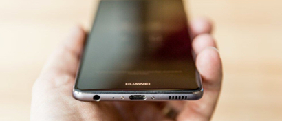 Выручка Huawei за год скакнула на 40% вверх