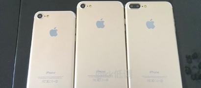 Опубликованы качественные снимки сразу трех новых моделей iPhone. Фото