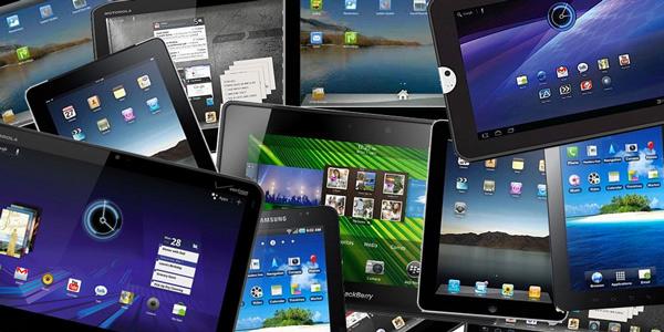 Apple уверенно лидирует нарынке планшетов