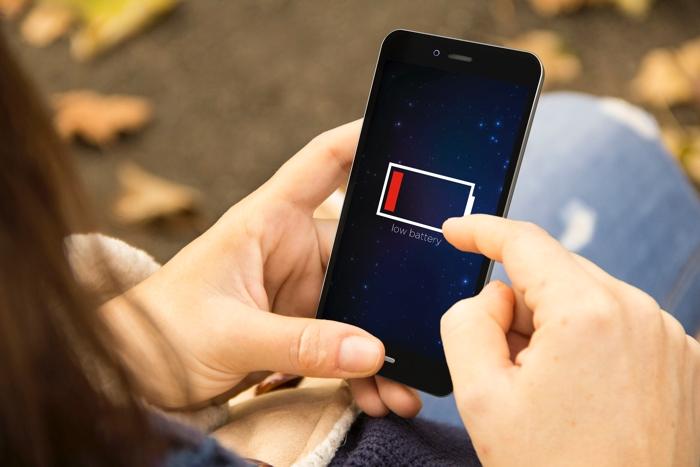Батарею смартфона приспособили для слежки за людьми