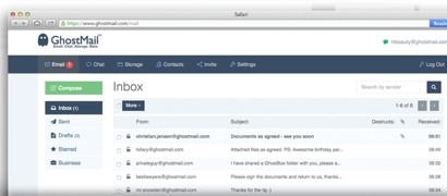 Сверхзащищенная почта GhostMail закрылась, потому что «мир изменился к худшему»