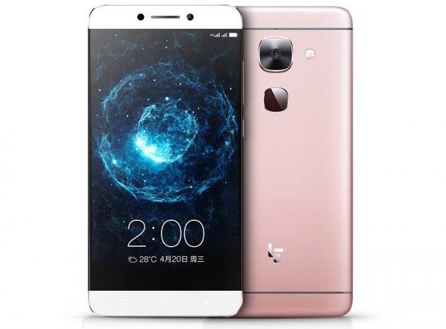 Мобильные телефоны LeEco официально появятся в Российской Федерации осенью