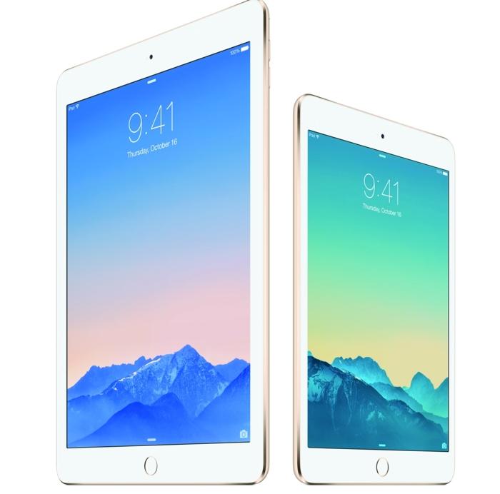 Apple готовит 10,5-дюймовый iPad Pro в2017 году