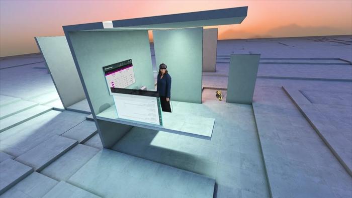 Компания «Intel» презентовала шлем виртуальной реальности собственной разработки