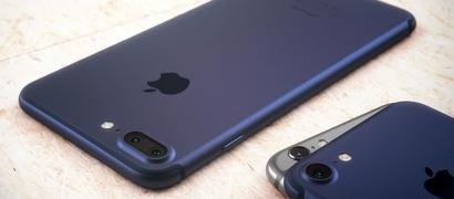 Раскрыты характеристики iPhone 7 и iPhone 7 Plus