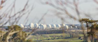 Как США прослушивают Европу и Россию: Подробности работы сверхсекретной базы АНБ