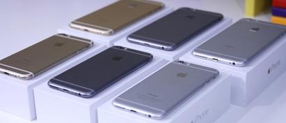 Российские власти объявили войну копиям iPhone