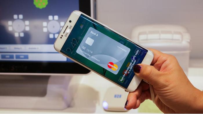 Райффайзенбанк запускает для собственных клиентов сервис Самсунг Pay