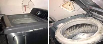 Не только смартфоны: Произошли десятки взрывов стиральных машин Samsung