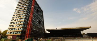 Luxoft арендует офис в Швейцарии у собственных боссов