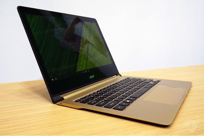 Ноутбуки Acer Swift 3 иSwift 7 появились впродаже