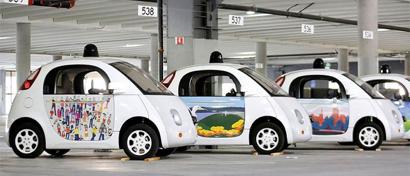 США боятся, что беспилотные автомобили станут оружием для охоты на людей